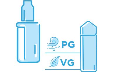 High-VG e-liquids